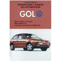 Manual De Taller De Volkswagen Gol 1994-2008 En Español.