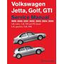 Manual De Taller De Volkswagen Jetta - Golf - Gti 1999-2005.