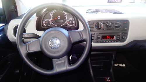 volkswagen move up adjudicado $90.000 en calle