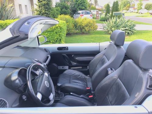 volkswagen new beeatle 2.5 cabriolet sport