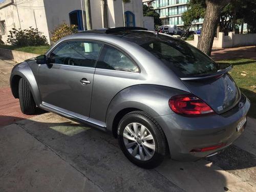 volkswagen new beetle, 1.4 design dsg, 3 puertas at