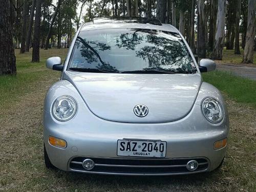 volkswagen new beetle 1.8 t. - 2001