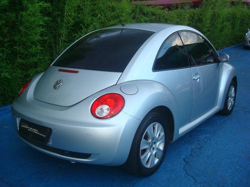 volkswagen new beetle 2.0 3p manual ano 2010