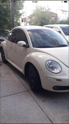 volkswagen new beetle 2.0 advance 2009