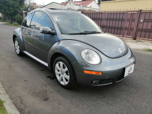 volkswagen new beetle 2.0 automatico 2010