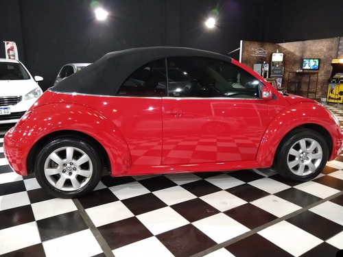 volkswagen new beetle 2.0 cabrio at