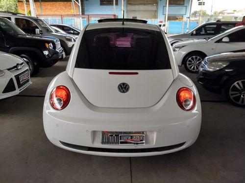volkswagen new beetle 2009 branco gasolina