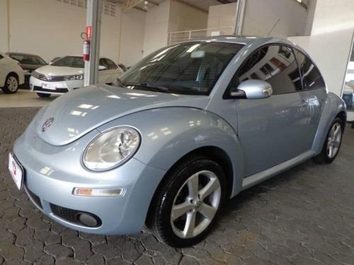 volkswagen new beetle 2.5 se conversível 20v gasolina 2p