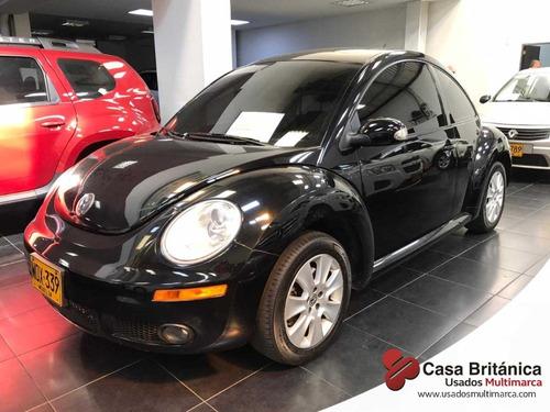 volkswagen new beetle automatico 4x2 gasolina