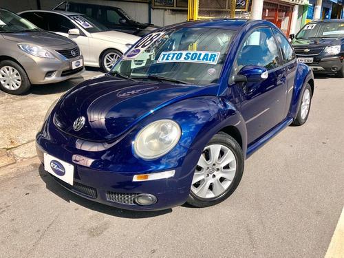 volkswagen new beetle teto solar automatico ano 2008