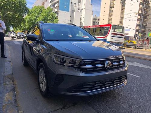 volkswagen nivus comfortline 200 tsi automatic blanco vw 0km