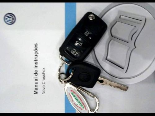 volkswagen novo crossfox 1.6 vht (flex) 4p 1.6 8v