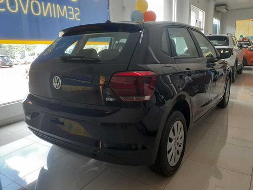 volkswagen - novo polo 1.6 msi aut 2020