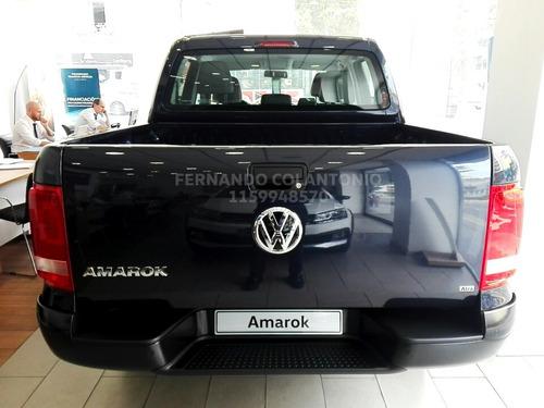 volkswagen nueva amarok 2.0 cd tdi 140cv trendline llantas16