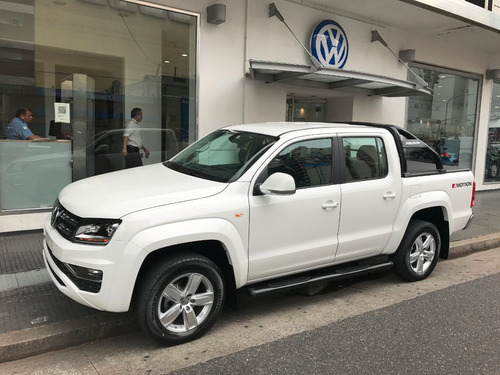 volkswagen nueva amarok 2.0 tdi comfortline 4x4 automatica