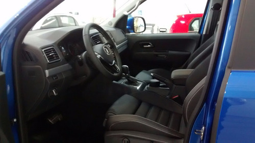 volkswagen nueva amarok v6 4x4 aut 3.0 ent.inmediata  mz