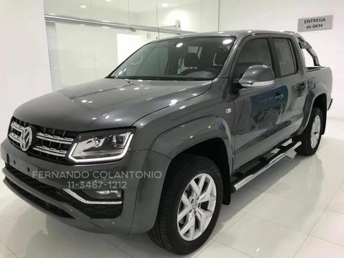 volkswagen nueva amarok v6 highline 0km 4x4 automatica 2020