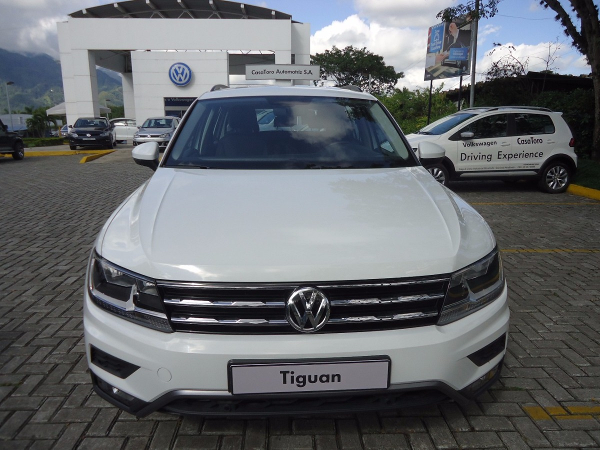 volkswagen nueva tiguan all space 4x4 7 puestos turbo en tucarro. Black Bedroom Furniture Sets. Home Design Ideas