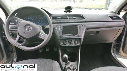 volkswagen nuevo gol comfortline 1600 cc mecanico 2020