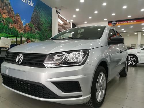 volkswagen nuevo gol comfortline 2021 automatico 0 kms