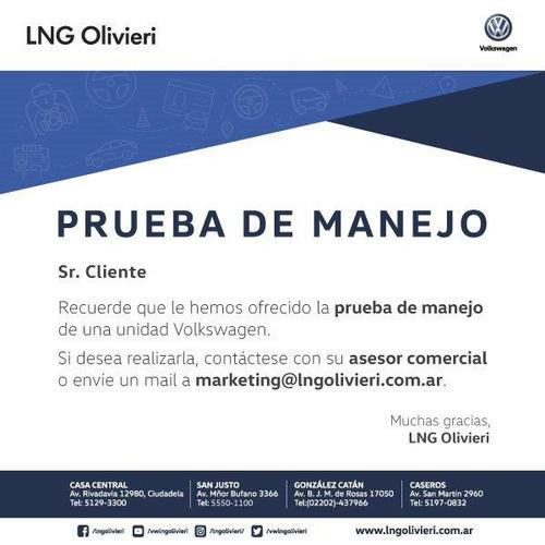 volkswagen  nuevo polo 1.6 msi comfort plus at gris hoy!!