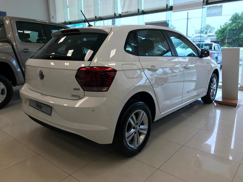 volkswagen nuevo polo comfortline 1.6  2020 4