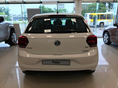 volkswagen nuevo polo comfortline 1.6  2020