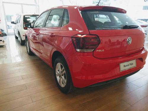 volkswagen nuevo polo comfortline mt 1.6 0 km 2020 vw vl