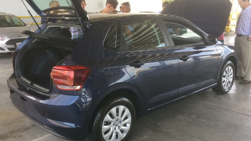 volkswagen nuevo polo trendline aut