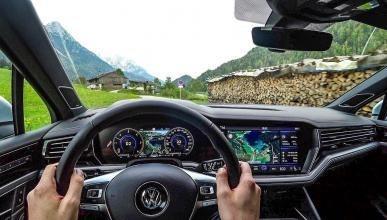 volkswagen nuevo touareg v6 tdi 258cv necochea 0km