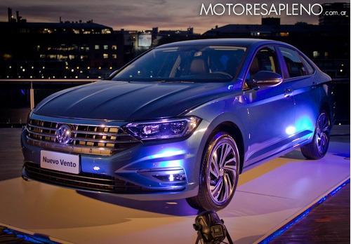 volkswagen nuevo vento 1.4tsi comfortline 150cv okm 2018 a