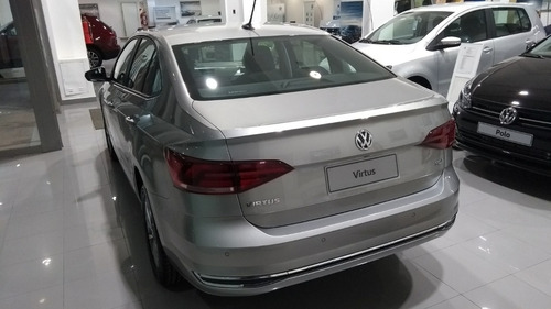 volkswagen nuevo virtus 1.6 highline manual 0 km 2019 mp #a7