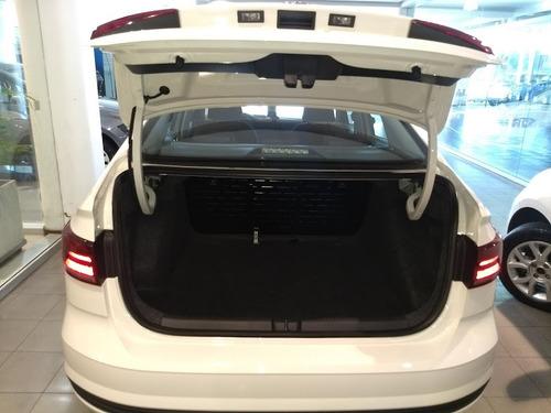volkswagen nuevo virtus trendline 1.6 110 cv color blanco