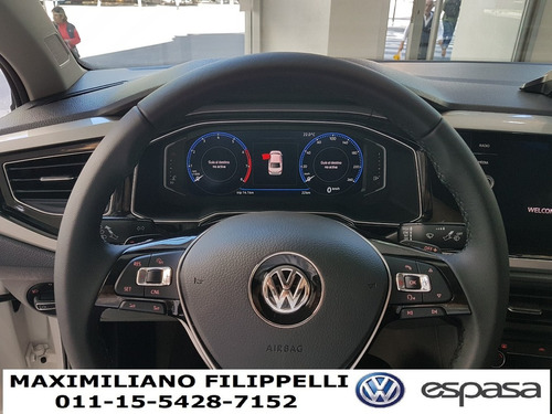 volkswagen nuevo virtus trendline 1.6 m