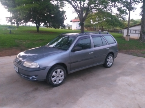 volkswagen parati 1.6 city total flex 5p 2004