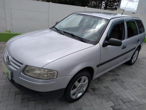 volkswagen parati 1.6 flex g4 city 2007