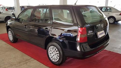 volkswagen parati 1.6 mi 8v flex 4p manual g.iv 2010 preto