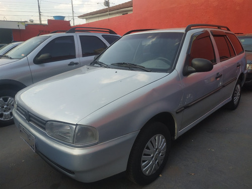 volkswagen parati 1.6 mi cl 8v gasolina 4p manual