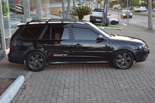 volkswagen parati 1.6 mi surf 8v flex 4p manual g.iv