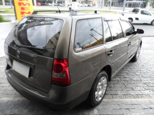 volkswagen parati 1.6 trend total flex 5p, único dono