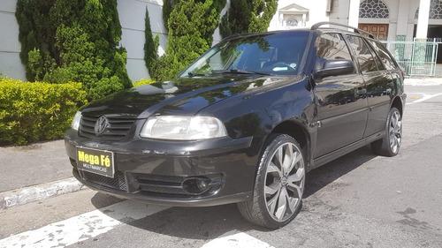 volkswagen parati 1.8 city total flex 5p 2005 completo
