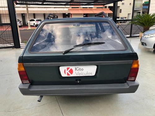 volkswagen parati 1.8 cl 8v gasolina 2p manual