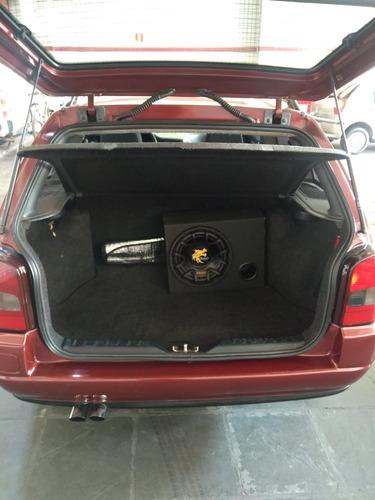 volkswagen parati 1.8 motor ap rodas aro 17 carro barato top
