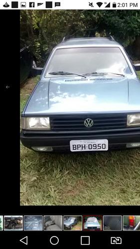 volkswagen parati 1989