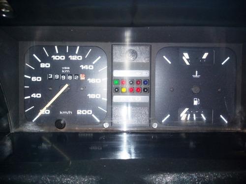 volkswagen parati 1995 cl 1.6 alcool