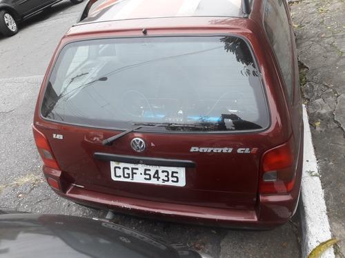 volkswagen parati 1996