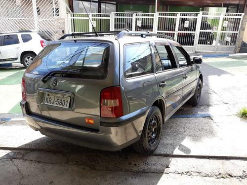 volkswagen parati 2000 2.0 5p