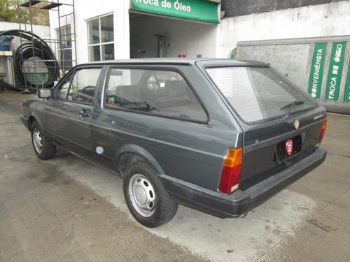 volkswagen parati cl 1.6 1992 58000 km originais impecavel
