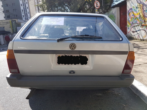 volkswagen parati cl 1.8 gasolina