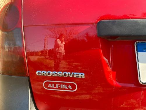 volkswagen parati crossover 1.8